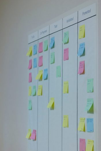 Here are some smart ways to keep your office organized. Use some or all of these office organizing hacks to keep on top of your stuff, your tasks, and everything office-related. Creating a project board is a great way to stay organized.