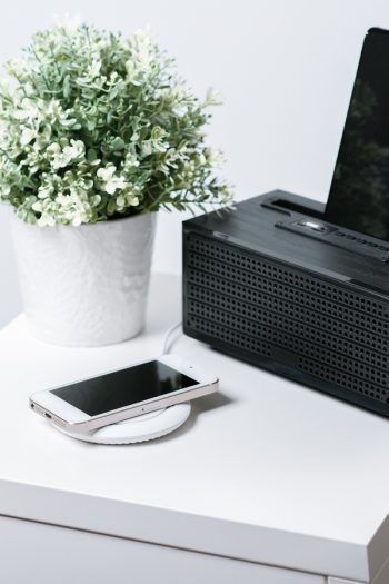Here are some smart ways to keep your office organized. Use some or all of these office organizing hacks to keep on top of your stuff, your tasks, and everything office-related. Try having a charging station to help eliminate cords.