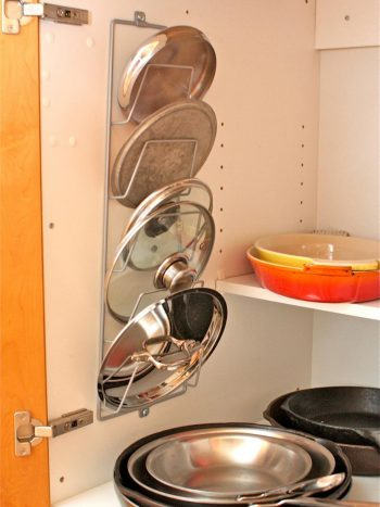 10 Ways to Organize Baking Pans10