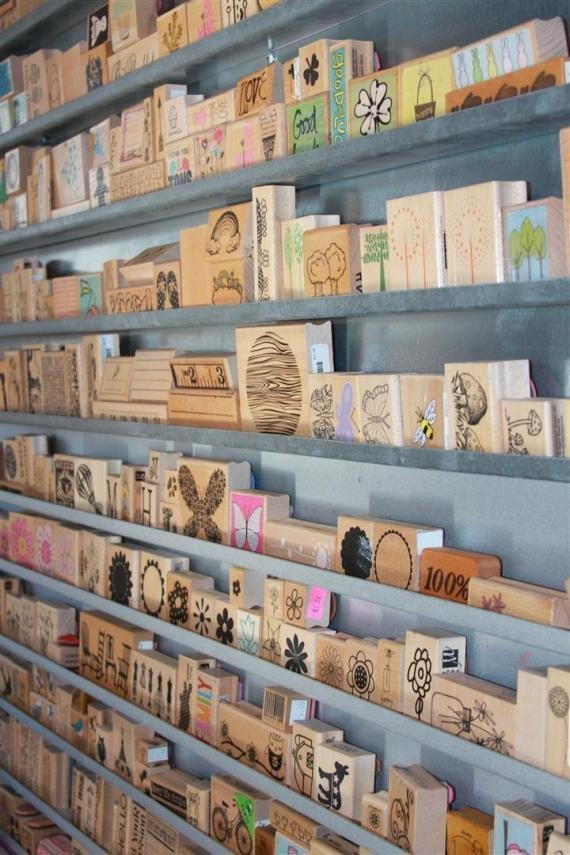 10 Ways to Organize Your Art Studio5