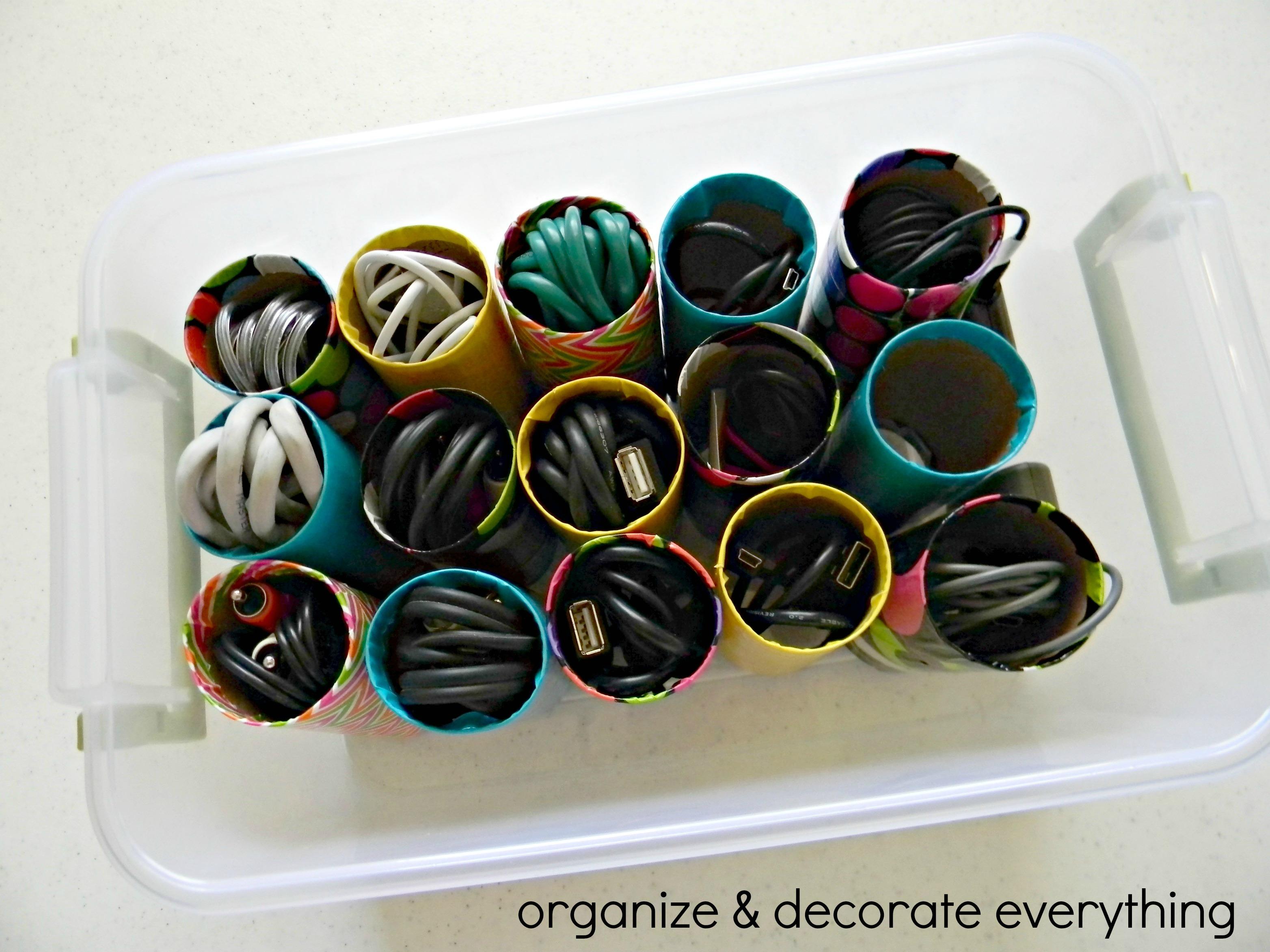 10 Ways to Organize Your Art Studio7