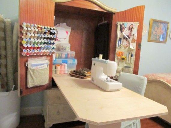 10 Ways to Organize Your Art Studio8