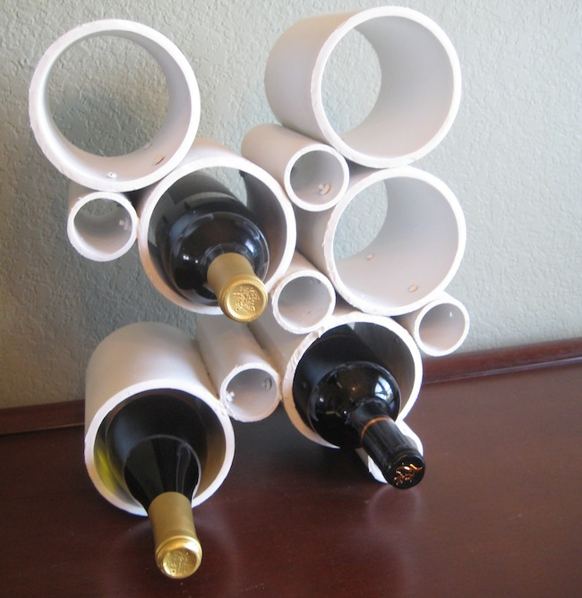 10 Ways to Organize with PVC Pipe10