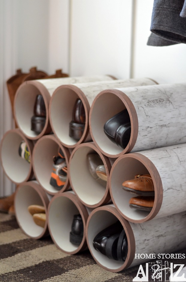 10 Ways to Organize with PVC Pipe3