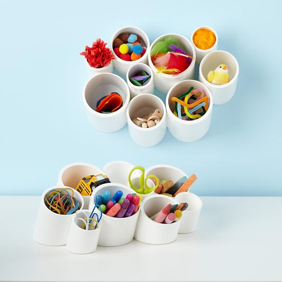 10 Ways to Organize with PVC Pipe7