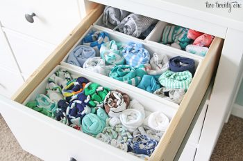 12 Clever Ways to Organize Your Dresser5