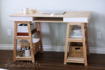 12 Easy Ways to Organize a Desk11