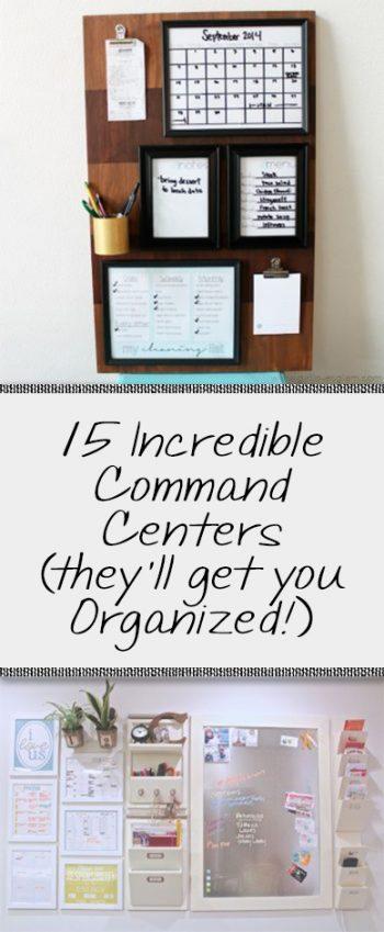 Command center, command center ideas, home organization, DIY command center, DIY organization, popular pin, DIY organization, home organization, life organization.