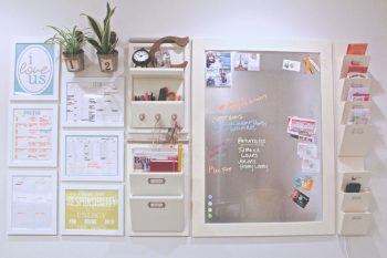 15 Incredible Command Centers (they'll get you organized!)10