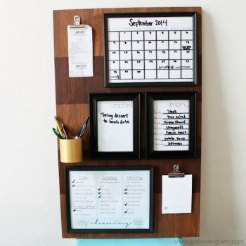 15 Incredible Command Centers (they'll get you organized!)2