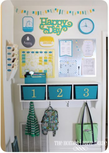 15 Incredible Command Centers (they'll get you organized!)5