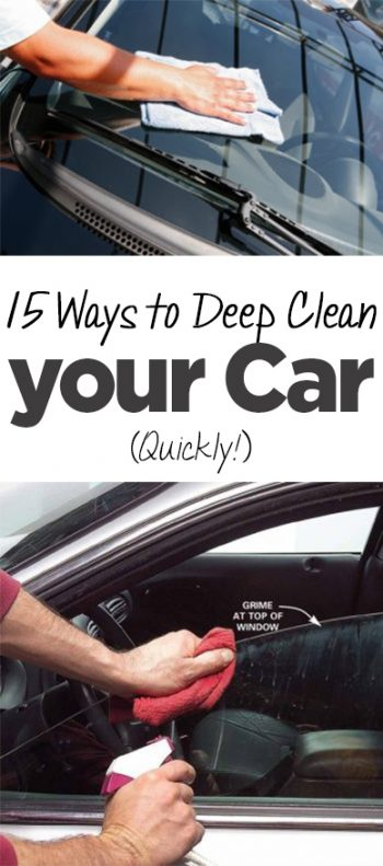 Car cleaning, clean your car, car cleaning hacks, popular pin, DIY clean, cleaning, easy cleaning, DIY deep clean. #clean #cleancar #cleaninghacks #cleaningtips #carcleaning #clutterfreecar #car #cleaning