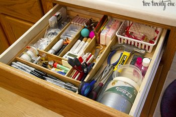 4 Ways to Tame Your Junk Drawer4