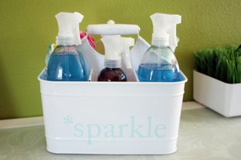 8 Easy Ways to Organize Under the Sink6