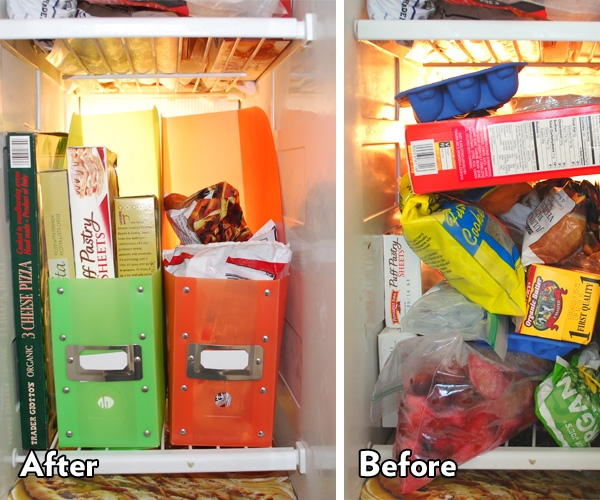8 Tips to Organizing Your Freezer