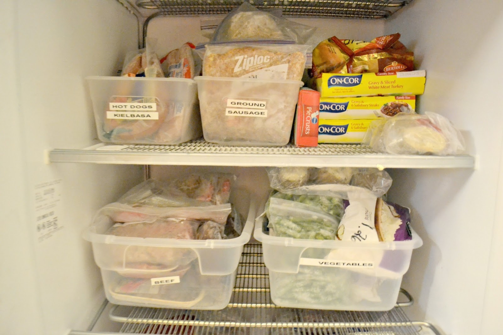 8 Tips to Organizing Your Freezer2