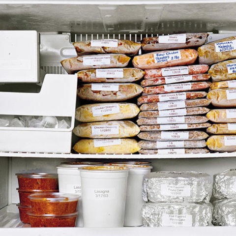 8 Tips to Organizing Your Freezer5