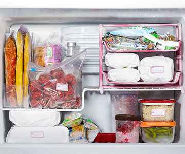 8 Tips to Organizing Your Freezer8