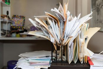 8 Ways to Finally Get Rid of Paper Clutter