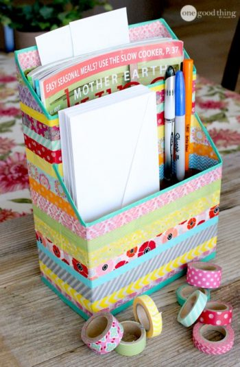9 Incredible Ways to Use Cereal Boxes to Organize - Cereal Box Storage Ideas