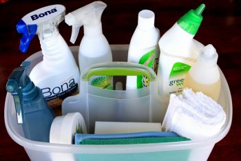 10 Cleaning Essentials For Every Home Organization Junkie