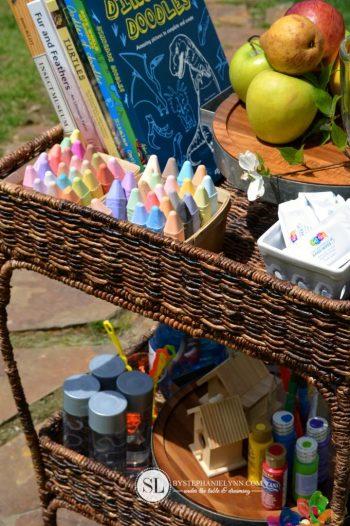 15 Incredible Backyard Organization Ideas