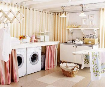 25 Clever Ways to Organize Your Laundry Room3