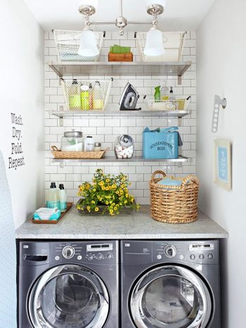 35 Genius Ways to Bring Organization to Your Laundry Room5