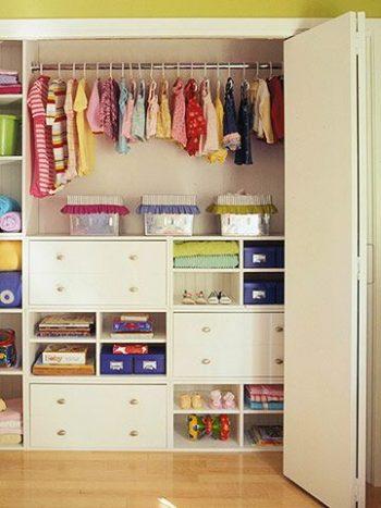 4 Easy Steps to Organized a Closet2