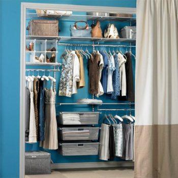4 Easy Steps to Organized a Closet3