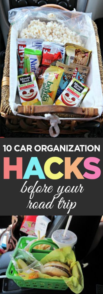 10 Car Organization Hacks Before Your Road Trip (1)