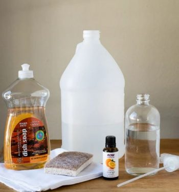 10 Homemade Cleaners Made from Essential Oils8