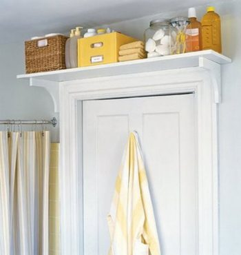 30 Brilliant Bathroom Storage DIYs
