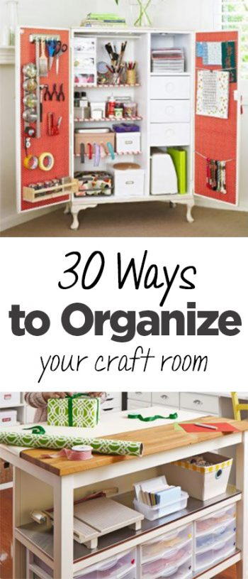 Top 28 Ways To Organize Your Room 40 Ideas To