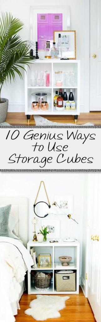 10 Genius Ways to Use Storage Cubes (1)