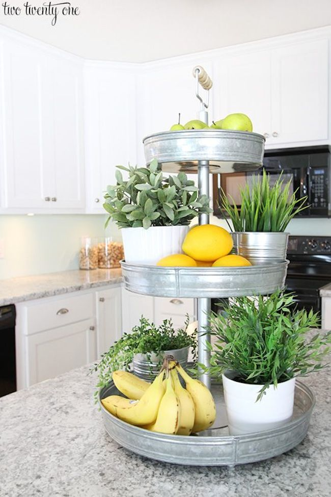 10 Ways to Completely Organize Your Tiny Kitchen - Organization Junkie. Kitchen Organization, Kitchen, DIY Kitchen DIY Kitchen Organization, Clutter Free Home, Declutter Your Kitchen. #cleaning #cleaningtips #cleanyourkitchen #kitchencleaning #kitchen #cleanhomehacke #organization #organize #organizedkitchen