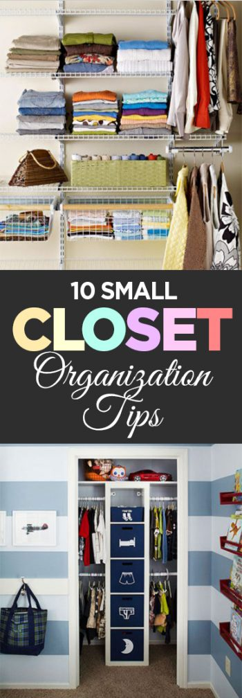 10 Small Closet Organization Tips (1)