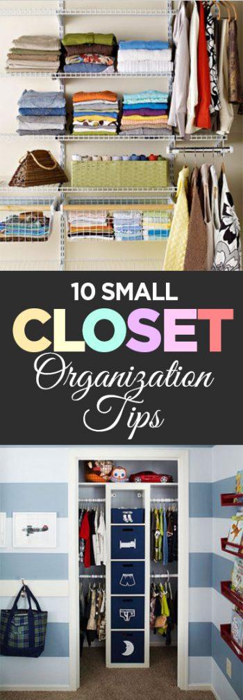 10 Small Closet Organization Tips (1)