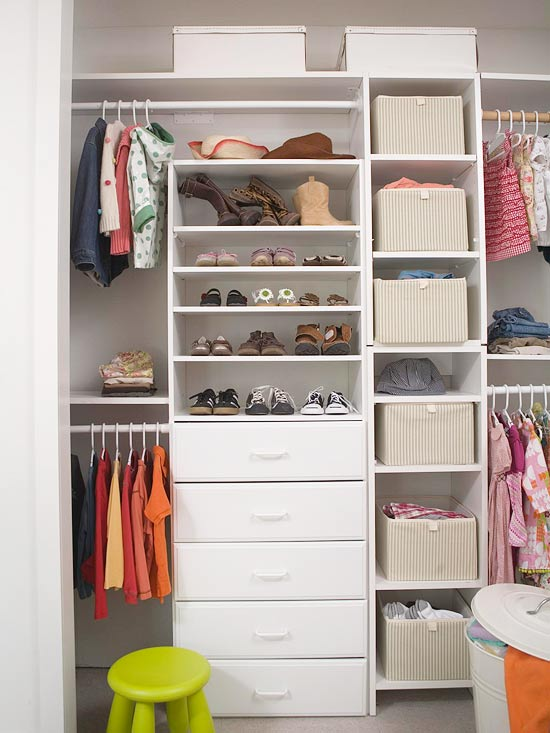 10 Small Closet Organization Tips