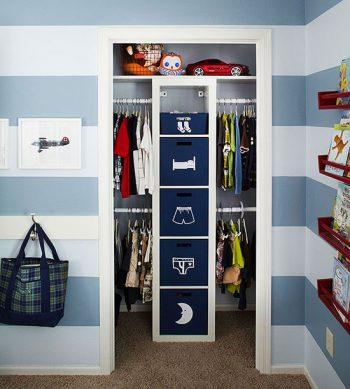 10 Small Closet Organization Tips8