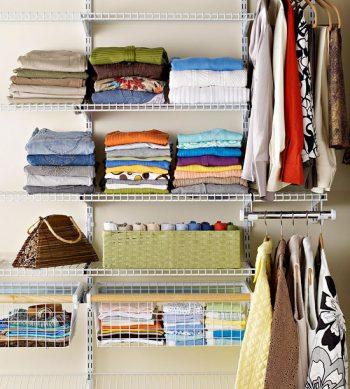10 Small Closet Organization Tips9