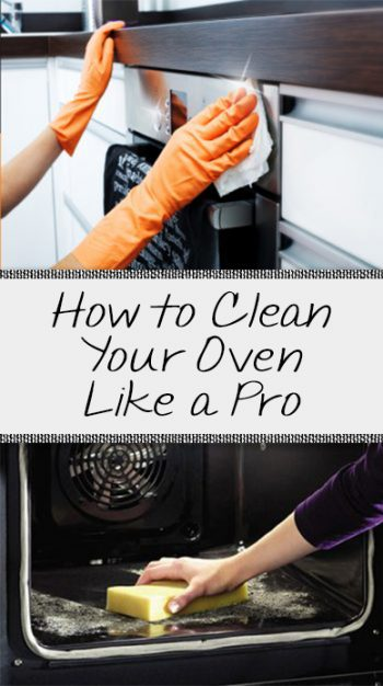 How to Clean Your Oven Like a Pro (1)