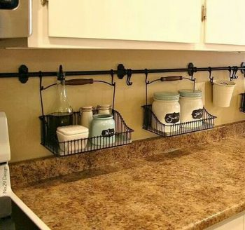 10 Ways to Completely Organize Your Tiny Kitchen