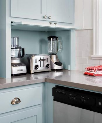 10 Ways to Completely Organize Your Tiny Kitchen6