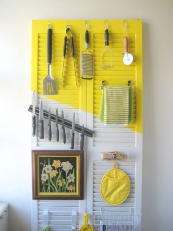 10 Ways to Completely Organize Your Tiny Kitchen9