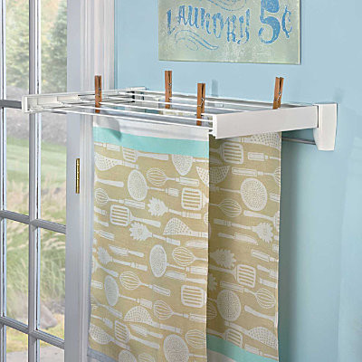 Grundtal Wall Mounted Drying Rack