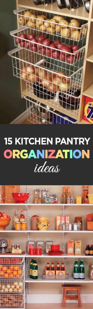 Kitchen Organization, Kitchen Clutter, Kitchen Hacks, Popular Pantry Organization, Organization, Popular Pin