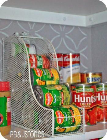15 Kitchen Pantry Organization Ideas