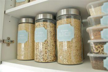 15 Kitchen Pantry Organization Ideas2