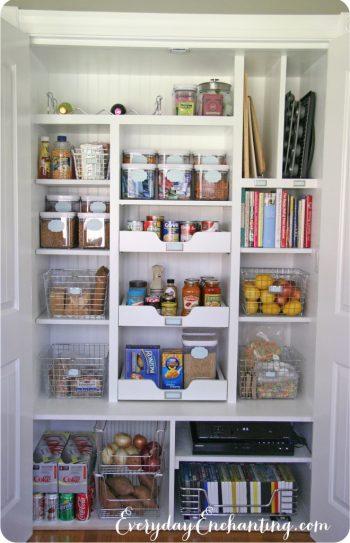 15 Kitchen Pantry Organization Ideas4